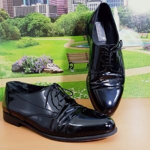 Men's Stanley Blacker Couture Oxfords Shoes As 9.5